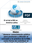 La RSE en América Latina by IARSE
