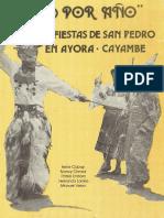 LAS FIESTAS DE SAN PEDRO EN AYORA CAYAMBE.pdf