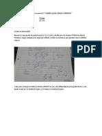 Resumen Cálculo I