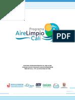 Programa Aire Limpio Versión Final 25-09-17