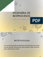 Ingenieria de Bioprocesos_clase 1