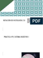 Rotación de Histología 2.0