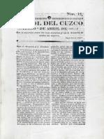 Sol Del Cuzco Sabado 9 de Abril de 1825 6.Ocr