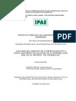 Analisis Del Servicio de Comercializacion a Nivel Mayorista de Galletas de La Empresa Alfa Eirl en El Distrito de Chorrillos 2