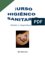 Curso Higiénico 2015 Módulo 1 Seguridad y salud