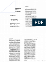 Psiclgia y su pluralidad - colombo
