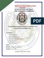 Analisis Teorias de Colas Del Banco Union ( Grupo Helen)