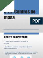 Centros de Masa