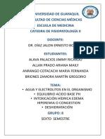 Primera Exposicion -Fisiopatoogia