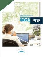 Reporte RSE 2013