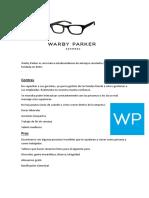 WARBY PAKER (PROS Y CONTRAS).pdf