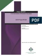 Perchlorate Remediation in Ground