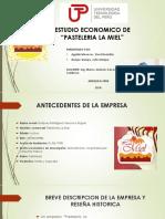 Pasteleria La Miel-macroeconomia