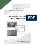Nueva Planilla Electrónica_ T-REGISTRO y PLAME