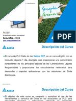 PLC DVP Fundamentals RevB