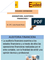 Clase 1 Auditoria Financiera