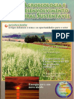Agroecologia e Desenvolvimento Rural Sustentável