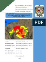 ELAVORACION DE LA PLANILLA ELECTRONICA PARA LA DETERMINACION DE LOS PARQAMETROS DE RIEGO