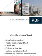 Classification of Machine Feed[1]