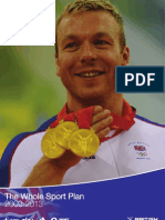 Bc Whole Sport Plan 2009-2013