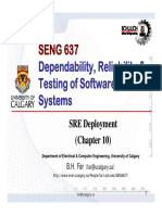 Dependability Reliability and Testing_DCS_RAM_Univ Calgary