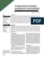 Caracterizacion de Lesiones Colombia Esp