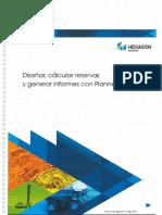 Diseñar, Calcular Reservas y Generar Generar Informes Con Planner