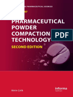 (Drugs and the pharmaceutical sciences, v. 197) Metin Celik-Pharmaceutical powder compaction technology-Informa Healthcare (2011).pdf