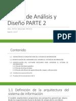 1 Analisis y Diseño Parte2 (1)
