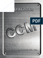 CCM Catalogue