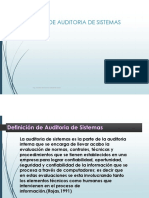 Plan de Auditoria Oficial