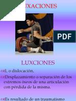 LUXACIONES