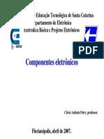 Componentes eletrônicos Componentes eletrônicos