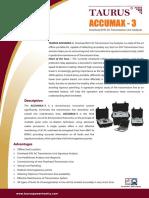 Transmission Line Analyzer