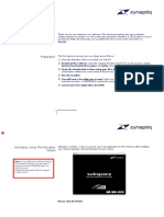 Zynaptiq SUBSPACE Activation and Copy Protection Manual