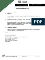 ENUNCIADO Producto Académico - 1