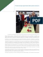 Ministro de Agricultura Frutales de Bajo Requerimiento Hidrico Podrian Ahorrar Hasta Un 85 de Agua 23052012 PDF 44kb