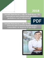 Articulo de Damodaran - Comentario y Analisis (1)