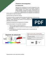 Analizadores de Radiación Electromagnética