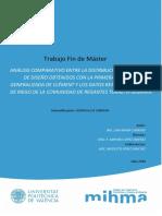 CARRERO - Análisis Comparativo Entre La Distribución de Caudales de Diseño Obtenidos Con La Prime...