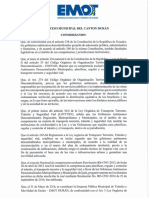 ORDENANZA QUE REGULA LA ESTRUCTURA DE IMPACTO VIAL EN EL CANTÓN DURÁN.pdf