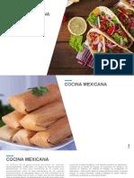 1. Cocina Latinoamericana
