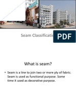 Classification of Seam[2]