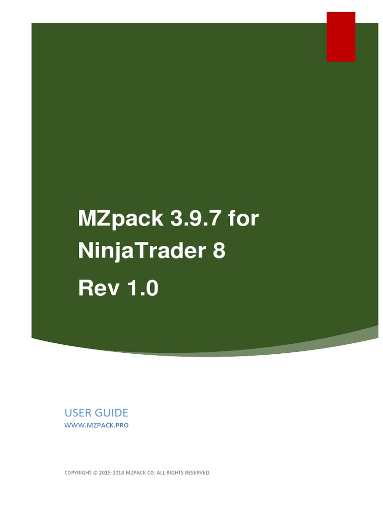 Mzpack 3 User Guide (en) | Order (Exchange) | Histogram