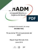 Actividad 1 Sesión 8 Informe Final