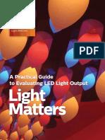 PCK Light Matters