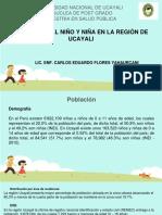 situación de la niñez en la region ucayali