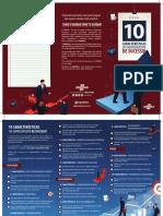 Infografico 10 Caracteristicas Do Empreendedor de Sucesso