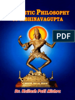 Aesthetic Philosophy of Abhinavagupta.pdf