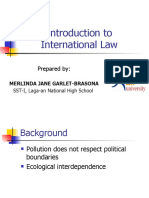 The International Law